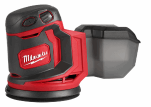 Milwaukee® to Launch The 18V M18™ BOS125 Random Orbit Sander with Corded Power & More Control