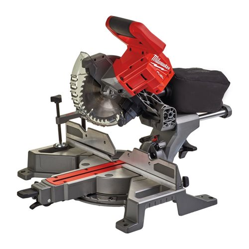 Milwaukee® Introduces the Industry's Lightest Weight Cordless Mitre Saw