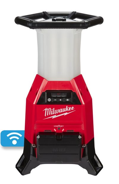 Milwaukee® Introduces the Brightest Site Light in the Industry